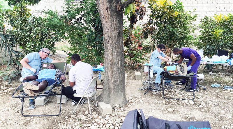 Kelligrew's dentist spreads smiles in Haiti