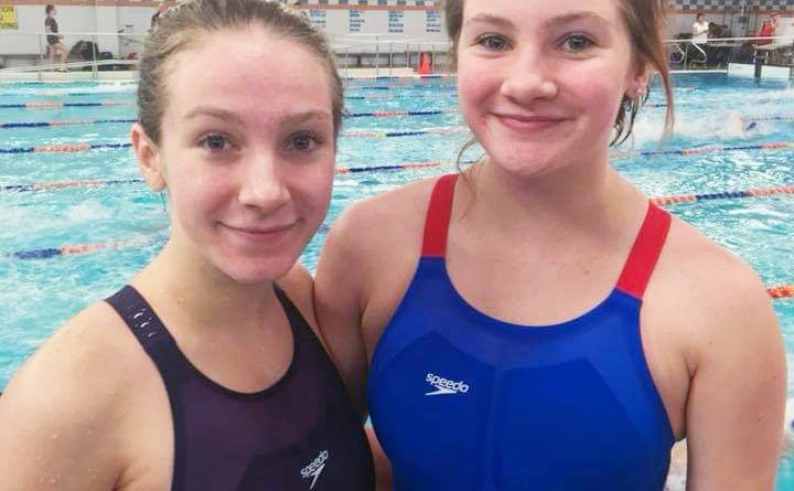 bcb61a87bd6e Bluefin sisters make waves by breaking records at Mount Pearl meet