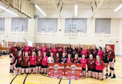 Successful weekend for Conception Bay South volleyball players
