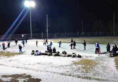 Outdoor rink a big hit with residents of Avondale