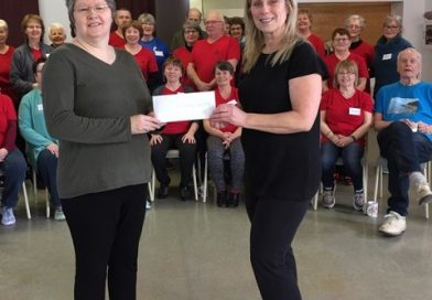 Tai-Chi by the Sea donates to the CBS-Paradise food bank (PHOTO)
