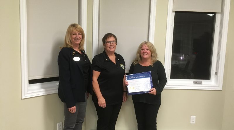 CBS Lion's Club members typical of town's volunteering heart