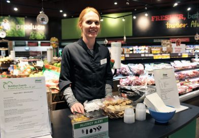 Grocery store dietician serving up everything from cooking classes to advice
