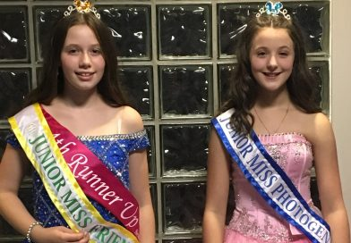CBS girls take home prizes at Junior Miss Newfoundland pageant
