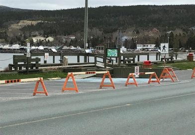Holyrood beach gets a spiffing up; boardwalk will need repairs