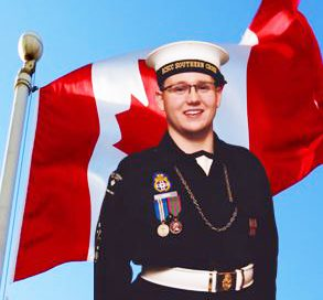 Harbour Main's James Howse named Legion's Cadet of the Year