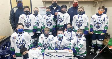 Good to have the kids back on the ice, says Paradise hockey coach