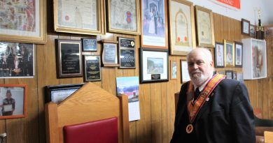 Celebrating 145 years of Orangeism in Kelligrews