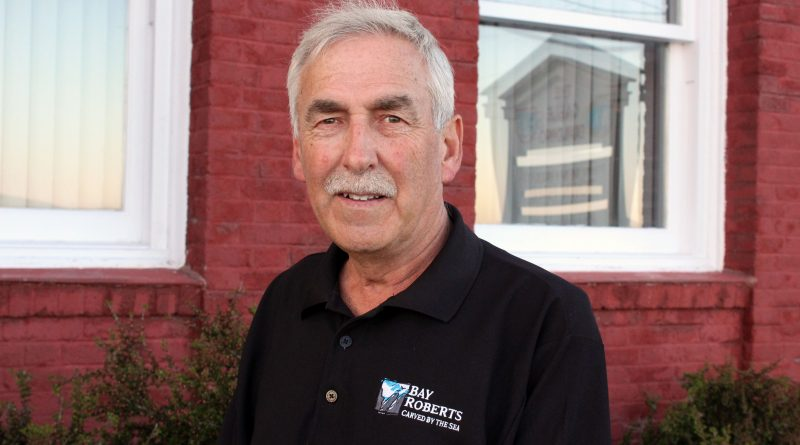 Bay Roberts Mayor Philip Wood to call it a career this fall
