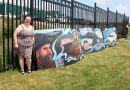 Mural captures Paradise, past, present, and future